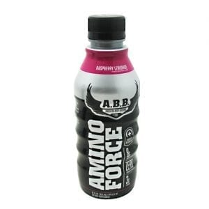ABB AMINO FORCE RSP LMN 22oz 12/CS