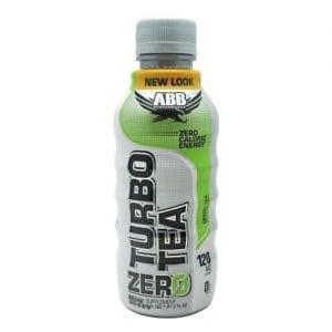 ABB TURBO ZERO GREEN TEA 18oz 12/C