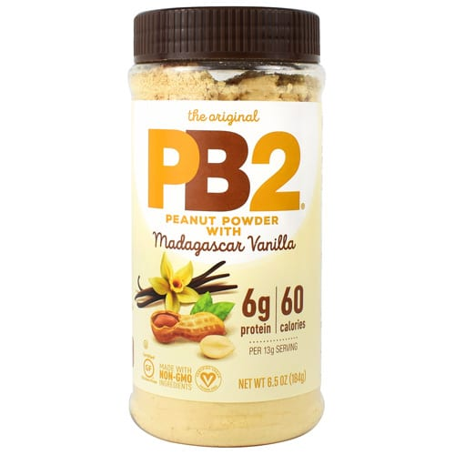 Bell Plantation PB2 POWDER MADAGSCR VAN 6.5 oz
