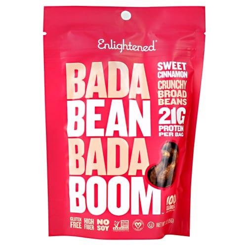 Beyond Better Foods BADA BEAN BADA BOOM CINN 6/BOX