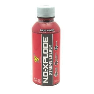 BSN NO-XPLODE RTD FRUIT PUN 16oz12