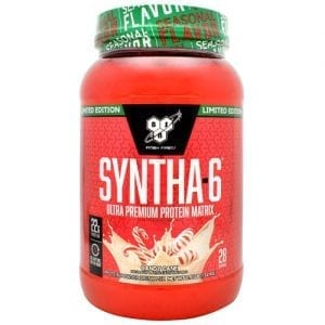 BSN SYNTHA-6 CANDY CNE 2.91LB DISC