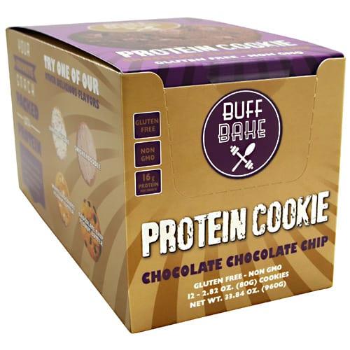 Buff Bake BUFF BAKE DBL CHC COOKIE 12/
