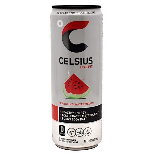 Celsius CELSIUS WATERMELON 12/CASE