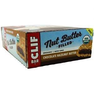 Clif Bar CLIF NUT BUTTER CHC HZL 12/BAR