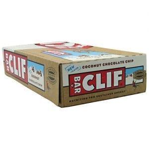 Clif Bar CLIF BAR COCONUT CHC CHIP 12/B