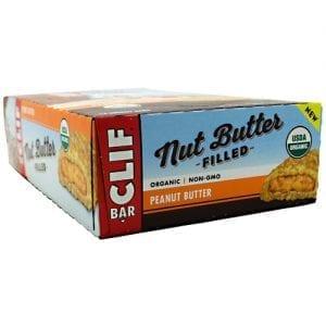 Clif Bar CLIF NUT BUTTER PB 12/BAR