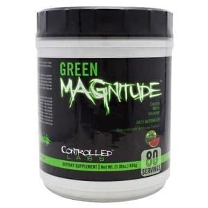 Controlled Labs GREEN MAGNITUDE WTRMELON 80/S