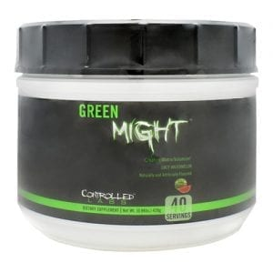 Controlled Labs GREEN MIGHT JUICY WATRMLN 40/S