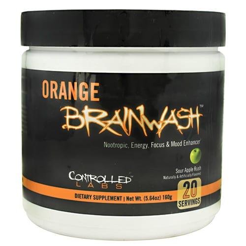 Controlled Labs ORANGE BRAINWASH SOUR APPLE20/