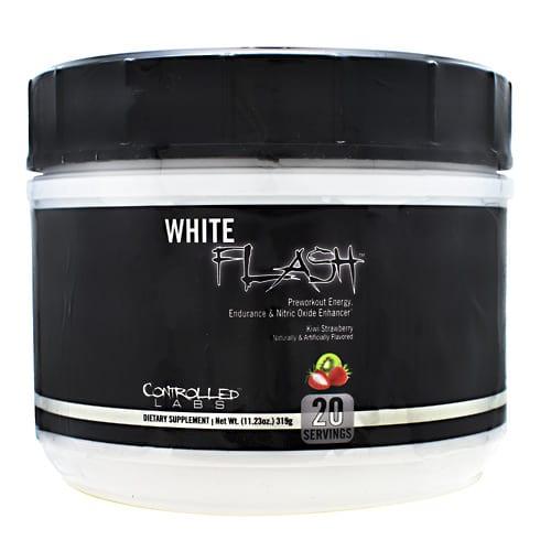 Controlled Labs WHITE FLASH KIWI STRAW 20/SERV