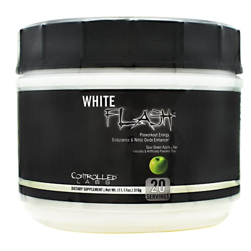 Controlled Labs WHITE FLASH SOUR APPLE 20/SERV