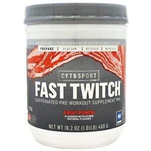 Cytosport FAST TWITCH FP 16.9OZ 12/CS