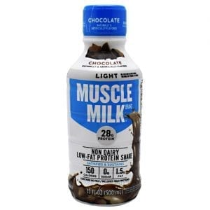 Cytosport MM LIGHT RTD CHOCOLATE 17oz12/
