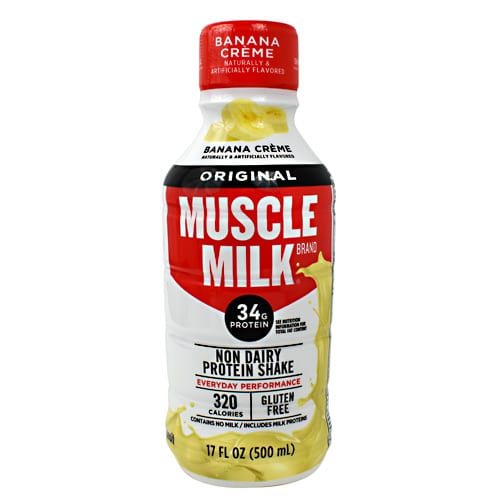 Cytosport MUSCLE MILK RTD BANANA 14oz12/