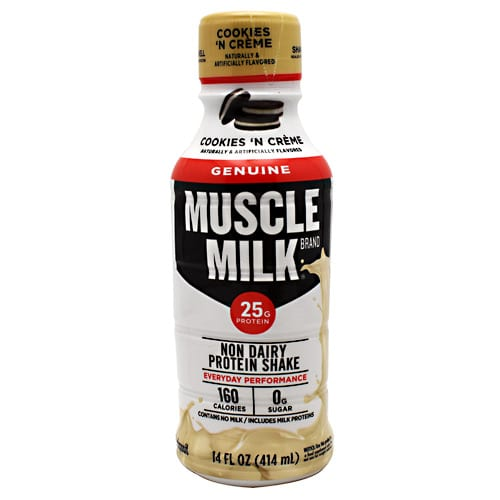Cytosport MUSCLE MILK RTD C&C 17oz 12/CS