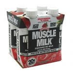 Cytosport MUSCLE MILK RTD STRAW 11oz 12/