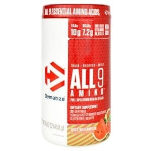 Dymatize ALL 9 AMINO JUICY WATERMLN 30/