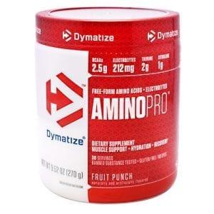 Dymatize AMINO PRO FRUIT PUNCH 30/SERV