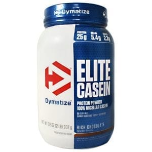 Dymatize ELITE CASEIN CHOCOLATE 4LB