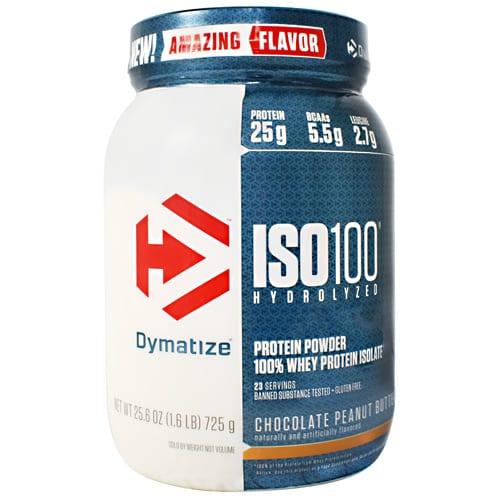 Dymatize ISO-100 CHOCOLATE PB 1.6LB