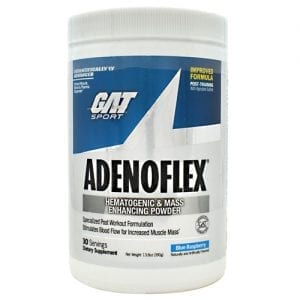 GAT ADENOFLEX BLUE RASPBRY 30/DISC