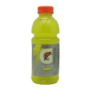 Gatorade GATORADE LEMON-LIME 20oz/24cs