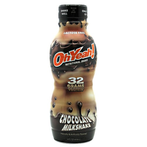 ISS Research OH YEAH RTD CHOCOLATE 14oz12/C
