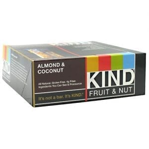 Kind Snacks KIND BAR ALMND & COCONUT 12/BX