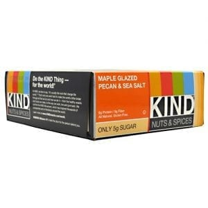 Kind Snacks KIND BAR MAPL PECAN+SEASALT 12