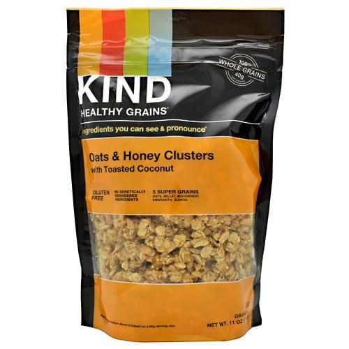 Kind Snacks HEALTHY GRAINS OATS&HONEY 11oz
