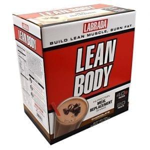 Labrada Nutrition LEAN BODY CHOCOLATE 2.47LB