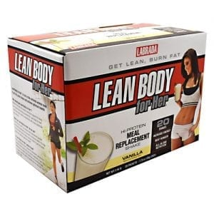 Labrada Nutrition LEAN BODY FOR HER VAN 20/PK