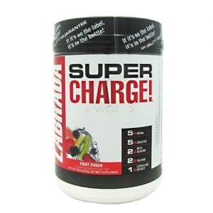 Labrada Nutrition SUPER CHARGE 5.0 PUNCH 25/SRV