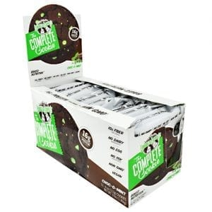 Lenny & Larry's COMPLETE COOKIE CHOC MINT 12/B