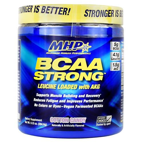 MHP BCAA STRONG COTTON CANDY 30/SR