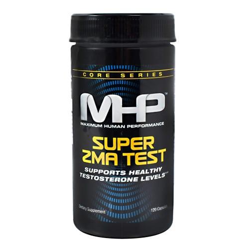 MHP SUPER ZMA TEST 120/CAPS DISC