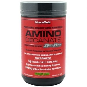 Muscle Meds AMINO DECANATE CITRUS LME 30/S