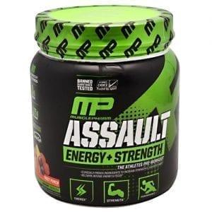 musclepharm assault