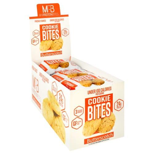 My Protein Bites COOKIE BITES BUTTERSCOTCH 8/B