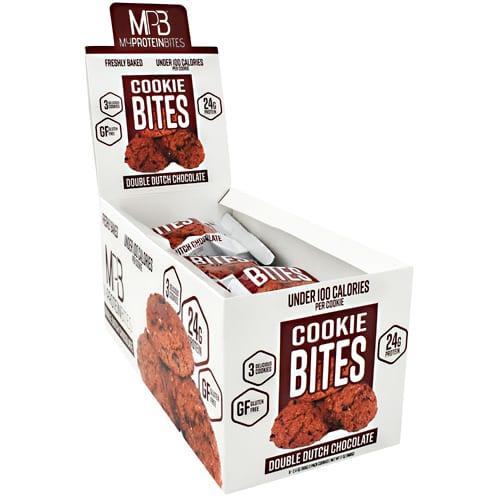 My Protein Bites COOKIE BITES DBL CHOC CHIP  8/