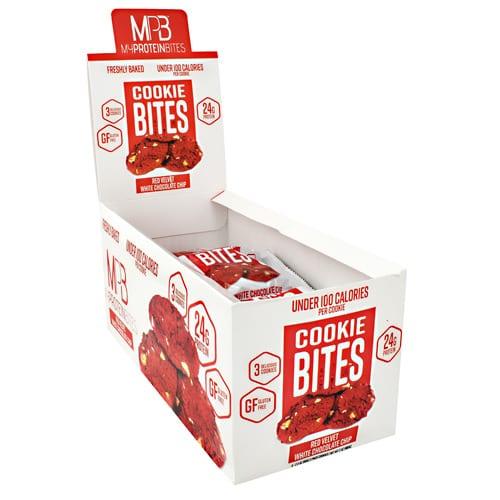 My Protein Bites COOKIE BITES RED VELVET CC 8/