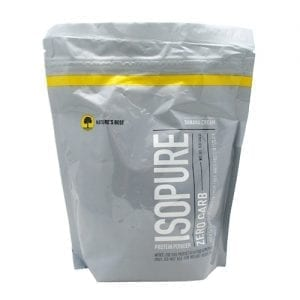 Nature's Best ISOPURE BANANA CRM (0 CARB)3LB