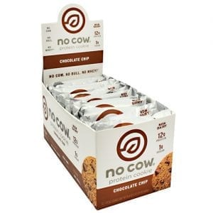 No Cow NO COW COOKIE CHC CHIP 12/DISC