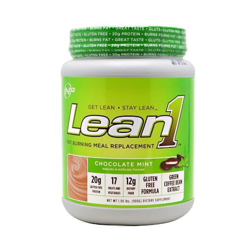 Nutrition 53 LEAN 1 CHOCOLATE MINT 2LB