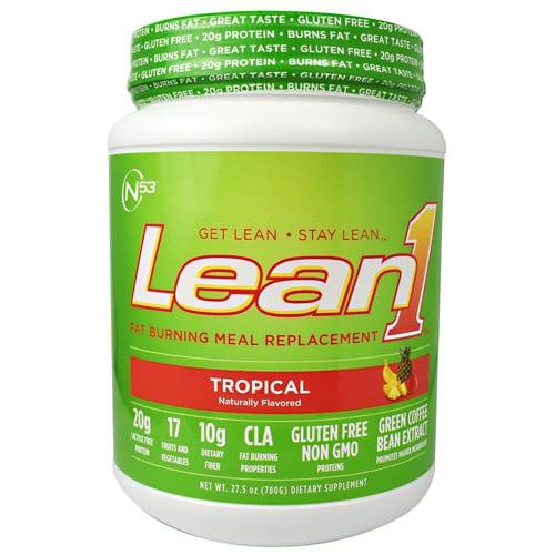 Nutrition 53 LEAN 1 TROPICAL 1.7LB