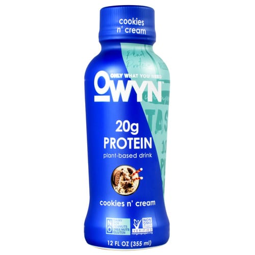 Only What You Need OWYN PLANT PRTN C&C RTD 12/C