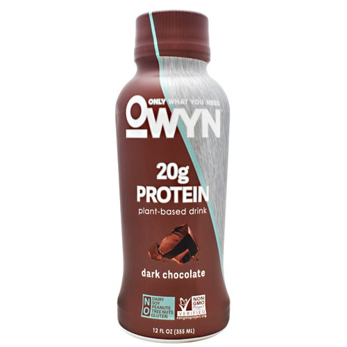 Only What You Need OWYN PLANT PRTN CHOC RTD 12/