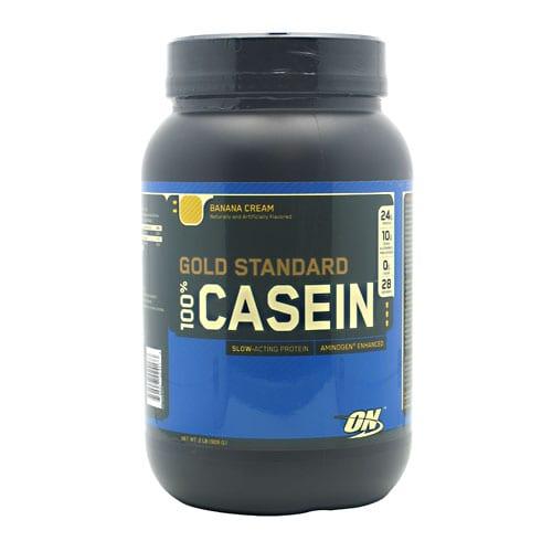 Optimum Nutrition 100% CASEIN PROTEIN BANANA 2LB
