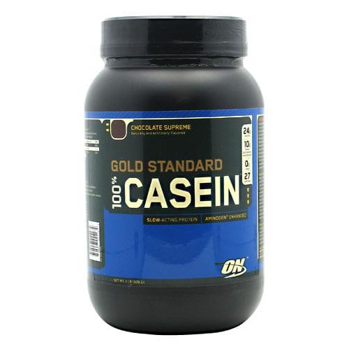 Optimum Nutrition 100% CASEIN PROTEIN CHOC 4LB
